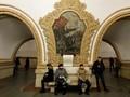 Wujud Stasiun Kereta Terindah Milik Rusia