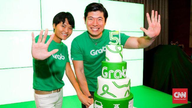 Berkat partisipasi Toyota ini, uang yang terkumpul dalam pendanaan Grab di seri G mencapai 2,5 miliar dolar AS atau sekitar 33,4 triliun rupiah.