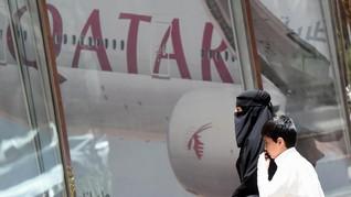 Rugi Rp27 T, Qatar Airways Dapat Bantuan Pemerintah Rp29 T