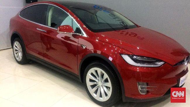 Punya Tesla Daya Listrik Rumah Minimal 10 Ribu Watt