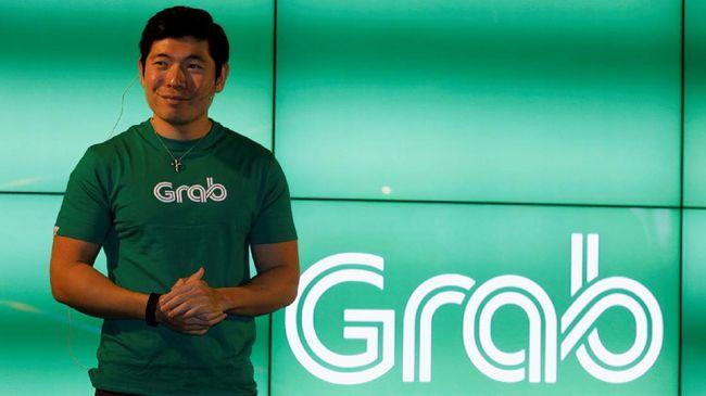 CEO Grab Anthony Tan menyatakan akuisisi Uber adalah kesempatan yang bagus untuk menguasai bisnis finansial dan transportasi di kawasan Asia Tenggara.