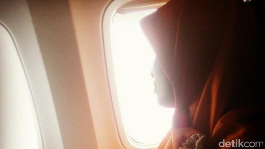 Yang Perlu Bunda Tahu Kalau Mau Ajak si Kecil Mudik Naik Pesawat