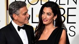 George Clooney-Istri Sumbang Rp1,4 M untuk Pemulihan Beirut