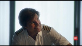 Usai 'Dikejar' Mumi, Tom Cruise Jadi Pilot Rahasia CIA