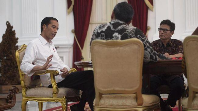Walau sudah pontang panting, Jokowi gagal membawa ekonomi RI terbang tinggi. Investasi yang ia harapkan mendorong ekonomi sampai saat ini masih seret.