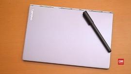 VIDEO: Menggambar di Lenovo Yoga Book, Sebaik Apa?