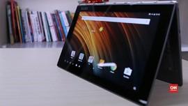VIDEO: Lenovo Yoga Book Android, Optimal Untuk Berilustrasi
