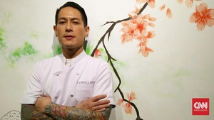 Chef Juna Dikabarkan Positif Covid-19