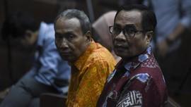 Irman dan Sugiharto Jadi Saksi di Sidang Setya Novanto