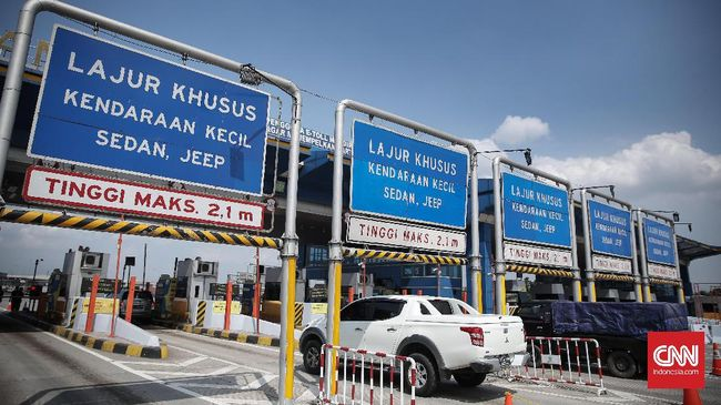 Antisipasi kepadatan momen arus balik akhir pekan panjang (long weekend), Jasamarga berencana tutup sementara rest area KM 52B Tol Japek arah Jakarta, Minggu.