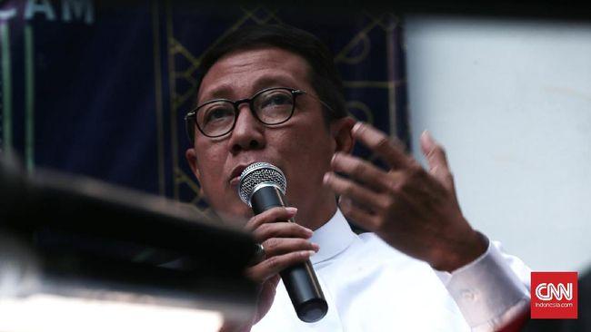 Mantan Menag, Lukman Hakim Saifuddin mengatakan aksi terorisme yang muncul saat ini berasal dari berkembangnya cara pandang keagamaan yang melampaui batas