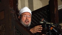 Ulama Qatar Yusuf Al-Qaradawi Dirawat Karena Positif Covid-19
