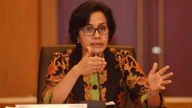 Sri Mulyani Tak Butuh Revisi Batas Defisit Anggaran