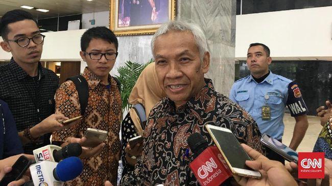 Pimpinan DPR Rembukan Perppu Ormas Jelang Reses