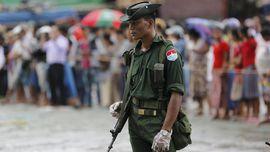 Militer Myanmar Akui Bunuh 10 Rohingya