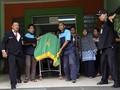 Jenazah Julia Perez Dibawa ke Rumah Duka di Cibubur