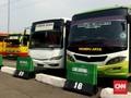 Terminal Kampung Rambutan Siapkan 700 Bus untuk Lebaran