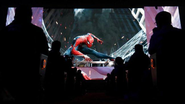 Konsol game PlayStation akan kedatangan setidaknya dua game eksklusif yang tengah banyak dinantikan, yakni God of War reboot dan Spiderman
