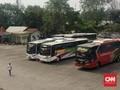 Imbauan Tak Mudik Imbas Corona, Sejumlah Terminal di DKI Sepi