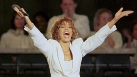 Sony Bakal Garap Film Biopik Whitney Houston