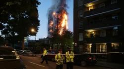 Pemimpin Kensington & Chelsea Mundur usai Kebakaran London