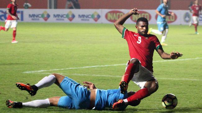 Timnas Indonesia Bangkit, Gasak Mongolia 7-0