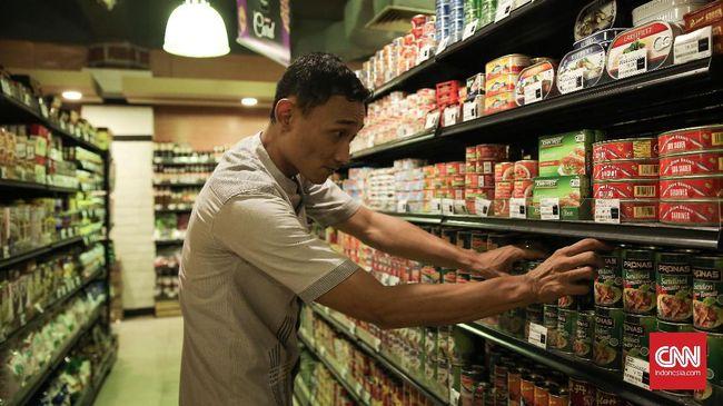 Kenaikan harga barang kemungkinan baru akan terjadi pada semester dua, terutama pada produk yang bahan bakunya masih diimpor.