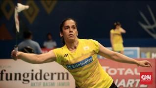 Dua Pemain Badminton India Positif Covid-19 di Thailand Open
