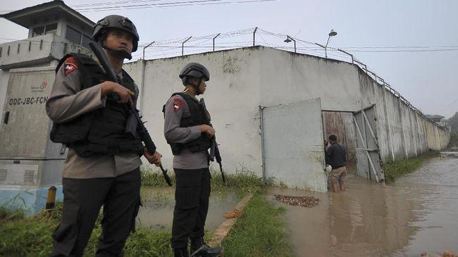 Narapidana kasus narkotika yang sedang menjalani hukuman 18 tahun penjara kabur dari Lapas Kelas II A Banda Aceh.