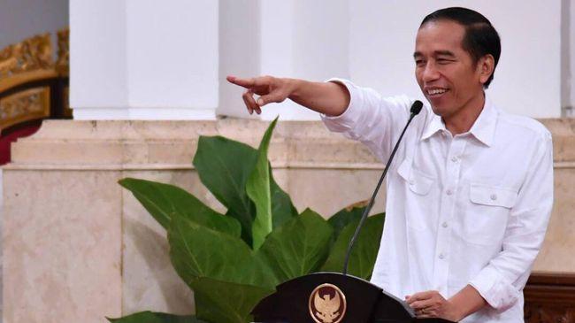 Di hadapan para petani, pengusaha kopi dan barista, Presiden Joko Widodo bicara soal perkembangan bisnis kopi di Indonesia yang menjanjikan.