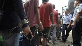 18 Tahanan Kabur di Medan Labuhan, Masih Ada yang Berkeliaran