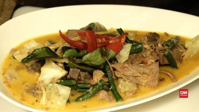 Opor ayam dan sayur labu memang jadi teman sempurna untuk ketupat saat menyambut tamu di hari Lebaran, berikut alternatif lain untuk hidangan Lebaran.
