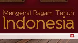 Mengenal Ragam Tenun Indonesia