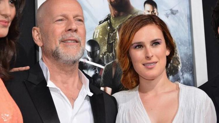 Putri Bruce Willis dan Demi Moore, Rumer Willis pernah mengalami bully samapi dia tidak menghargai dirinya sendiri.