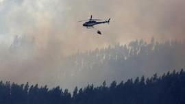 Pesawat Pemadam Kebakaran Dikabarkan Jatuh di Portugal