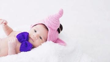 Lucu Banget! Pose-pose Newborn Baby yang Menggemaskan