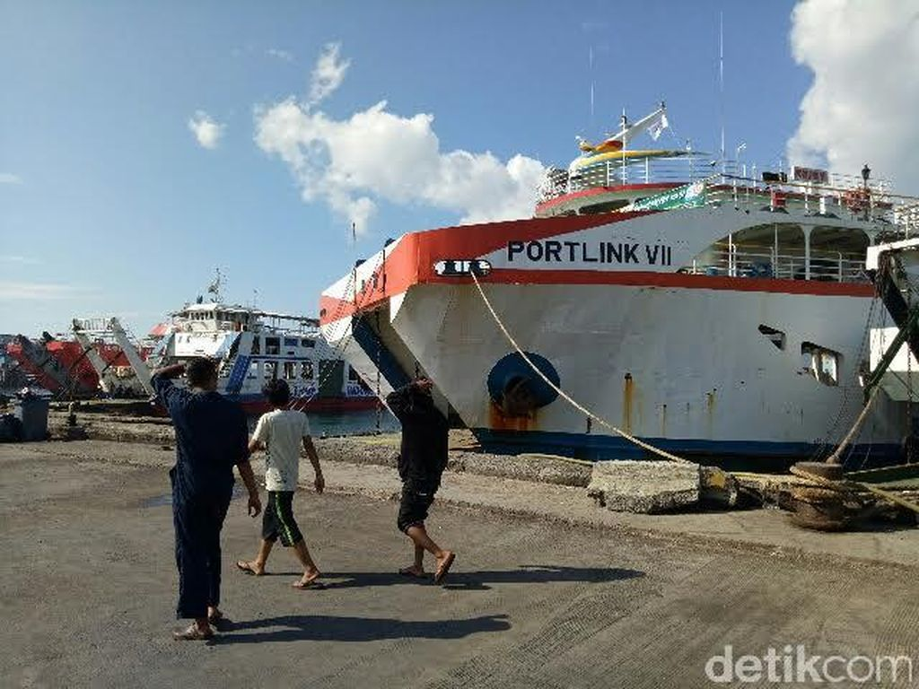 Mudik Pakai Kapal Ferry? Pesan Tiket Secara Online Saja