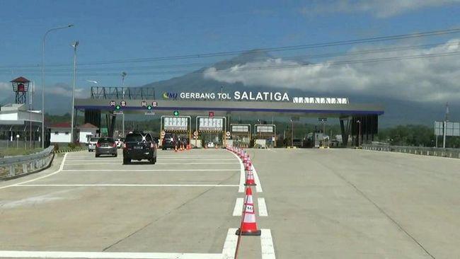 Tol fungsional Solo-Salatiga sengaja dibuka untuk mengurangi kepadatan di jalan dalam kota, terutama di wilayah Boyolali, saat arus balik lebaran dimulai.
