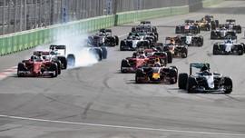 F1 GP China Terancam Batal Akibat Wabah Virus Corona