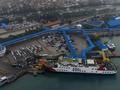 'Gocekan' Pemudik Demi Lolos Checkpoint di Pelabuhan Merak