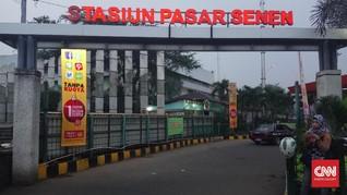 BUMN Bangun Tiga Rusun di Stasiun Pasar Senen Rp500 Miliar
