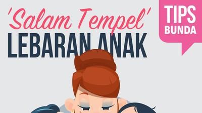 Ketika Anak Dapat 'Salam Tempel' Lebaran