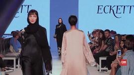 Abaya Mulai Mendapat Tempat di Panggung Mode Dunia