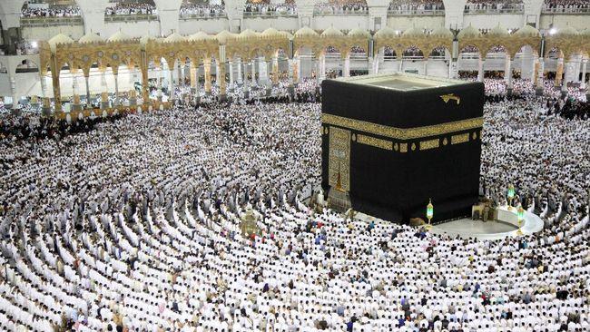 Pemerintah Arab Saudi memutuskan menutup Masjidil Haram, Mekah, pada Hari Arafah dan Idul Adha guna mencegah penularan virus corona.