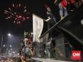 Enam Titik Takbir Keliling di Jakarta Malam Ini