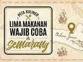 Lima Rekomendasi Kuliner Mudik Wajib Coba di Semarang