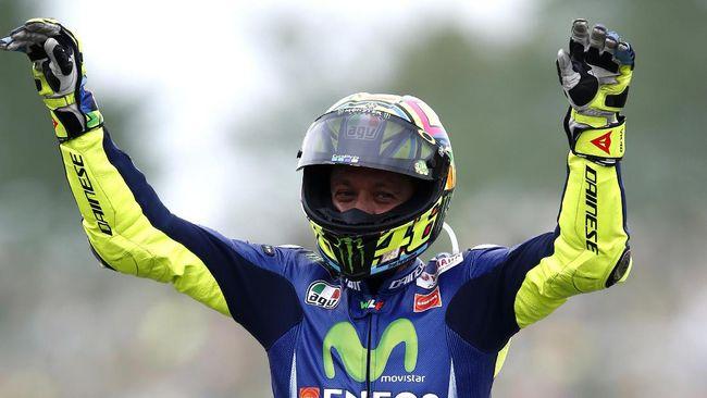 Valentino Rossi Paling Dicintai Anak-anak Italia