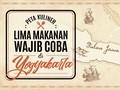 Lima Makanan Wajib Coba di Yogyakarta