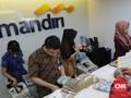 Bank Mandiri Setop Kredit Baru ke Sekitar Gunung Agung