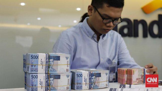 Bank Mandiri mencetak kenaikan laba hingga 21,45 persen dari Rp10,29 triliun pada kuartal II 2020 menjadi Rp12,5 triliun pada kuartal II 2021.